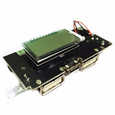 Dual USB Power Bank PCB Board