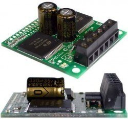 Dual VNH2SP30 Motor Driver Carrier MD03A - PL-708 - Thumbnail