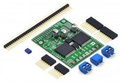 Dual VNH5019 Motor Driver compatible with Arduino - R3 Pin Sequence - Thumbnail
