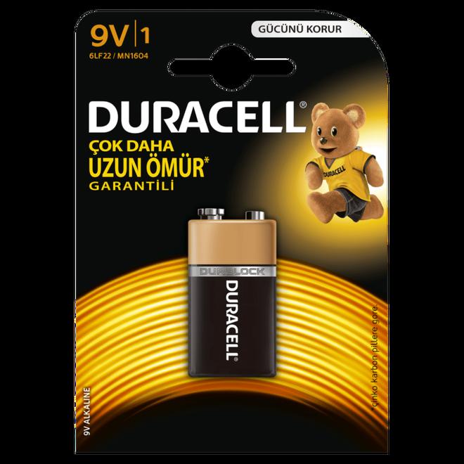 Duracell Basic 9 Volt Battery