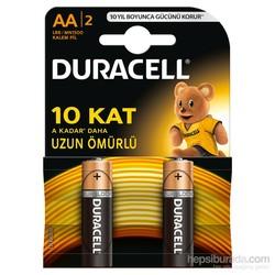 Duracell - Duracell Basic AA Kalem Pil 2'li