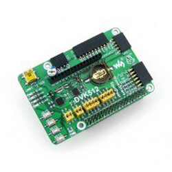 WaveShare - DVK512 Raspberry Pi A+/B+/2/3 Development Board