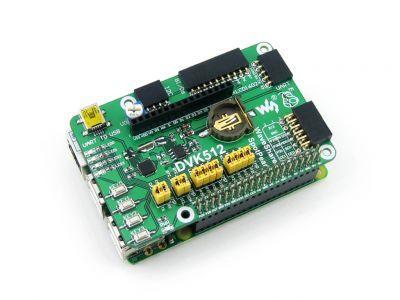 DVK512 Raspberry Pi A+/B+/2/3 Geliştirme Kartı