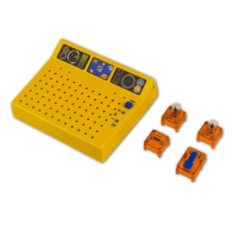 E-1 Science Electrical and Electronic Test Kit
