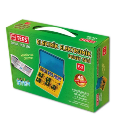 E-2 Science Electrical and Electronics Test Set