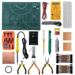 El Aletleri Takım Çantası Seti (Elektronikçi) - Thumbnail