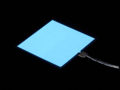 EL Panel - 10 cm x 10 cm - Beyaz - AF625