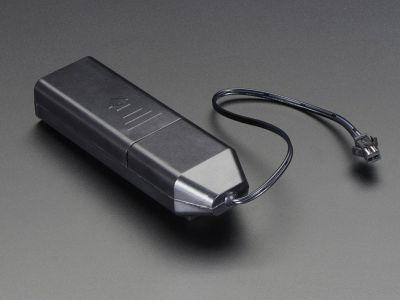 EL wire 2xAA pocket inverter - AF317