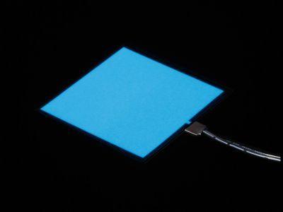 Electroluminescent (EL) Panel Starter Pack - 10cm x 10cm White - AF628