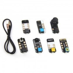 Electronic Add-on Pack for Starter Robot Kit - Thumbnail