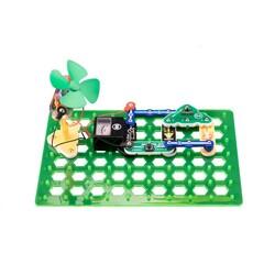 Elenco Snap Circuits Çıtçıt Devreler Yeşil Enerji - Thumbnail