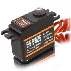 China - Emax ES3005DE Su Geçirmez Servo