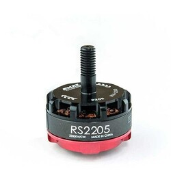 China - EMAX RS2205-2600KV Motor for FPV Racing Quad - CW (Black Prop Nut)