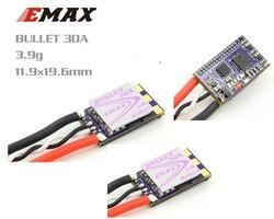Emax RS2205S 2300Kv Fırçasız RaceSpec 4 adet Motor Seti (Bullet 30A BLHELI-S D-SHOT Power Combo ile Birlikte) - Thumbnail
