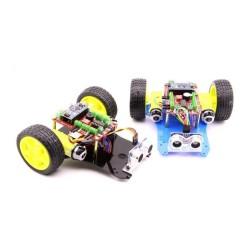 Engelden Kaçan Robot - Dörtgöz (Demonte) - Thumbnail