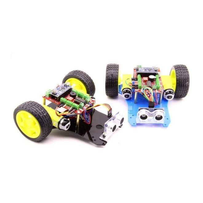 Engelden Kaçan Robot - Dörtgöz (Montajlı)