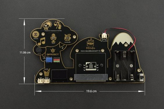 Environment Science Board for micro: bit (V1.0)
