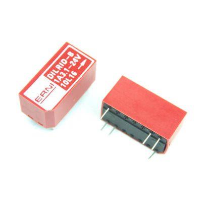 Erni 24 V 6 Pin Röle - DILRID-B 1A3.1-24V 10L16