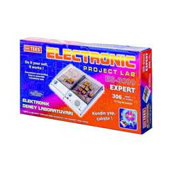 TEES - ES-3000 Temel Elektronik Deney Seti Expert