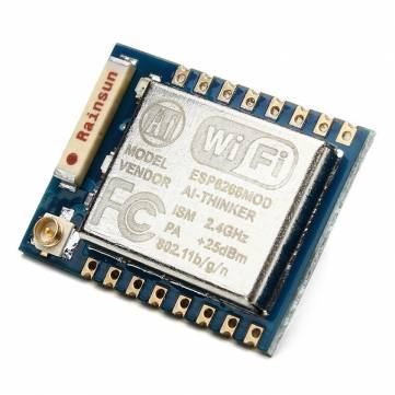 ESP8266-07 Economic Wifi Serial Transceiver Module