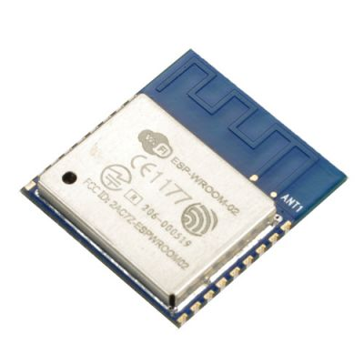 ESP8266 Based ESP-WROOM-02 WiFi Module