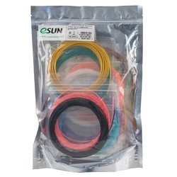 Esun - Esun 1.75 mm 16 Renk eMate Filament - Deneme Paketi (16x5 Metre)