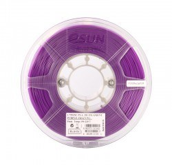 Esun 1.75 mm ABS+ Plus Filament - Purple - Thumbnail
