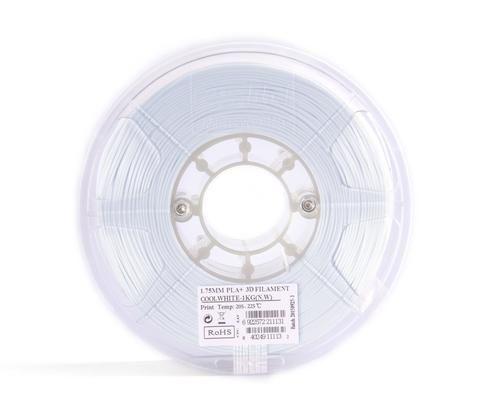 Esun 1.75 mm ABS+ Plus Filament - White
