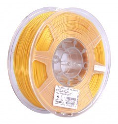 Esun - Esun 1.75 mm Altın ABS+ Plus Filament - Gold