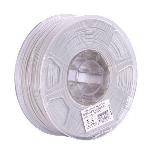Esun 1.75 mm Beyaz ABS+ Plus Filament - White
