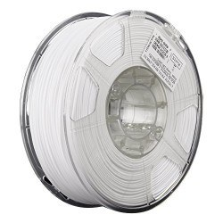 Esun - Esun 1.75 mm Beyaz PETG Filament - Solid White