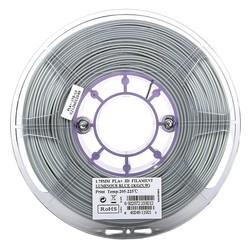 Esun - Esun 1.75 mm Fosforlu Mavi PLA+ Filament - Luminous Blue