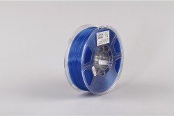 Esun - Esun 1.75 mm Açık Mavi Transparan PLA Filament - Glass Light Blue