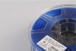 Esun 1.75 mm Açık Mavi Transparan PLA Filament - Glass Light Blue - Thumbnail