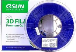 Esun 1.75 mm Mavi PETG Filament - Solid Blue - Thumbnail