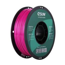 Esun - Esun 1.75 mm Menekşe Moru Parlak Yüzeyli eSilk-PLA Filament - Violet