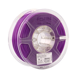 Esun - Esun 1.75 mm Mor ABS+ Plus Filament - Purple