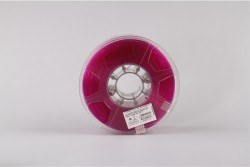 Esun 1.75 mm Mor Transparan PLA Filament - Glass Purple - Thumbnail