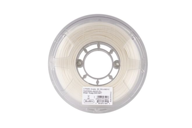 Esun 1.75 mm Natural Esnek Filament - Flex