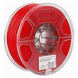 Esun - Esun 1.75 mm Red PETG Filament