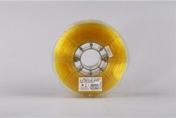 Esun - Esun 1.75 mm Sarı Transparan PLA Filament - Glass Lemon Yellow