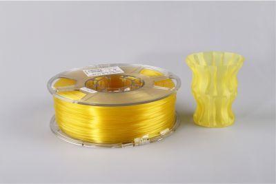 Esun 1.75 mm Sarı Transparan PLA Filament - Glass Lemon Yellow
