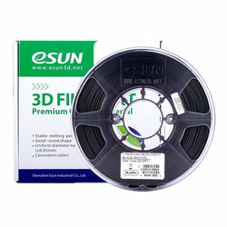 Esun - Esun 1.75 mm Siyah eASA Filament - Black