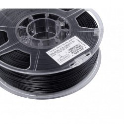 Esun - Esun 1.75 mm Siyah PETG Filament - Solid Black