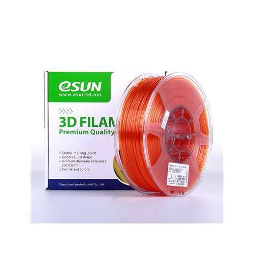 Esun 1.75 mm Turuncu PETG Filament
