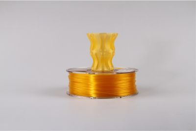 Esun 1.75 mm Turuncu Transparan PLA Filament - Glass Orange
