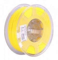 Esun 1.75 mm Yellow PETG Filament - Thumbnail