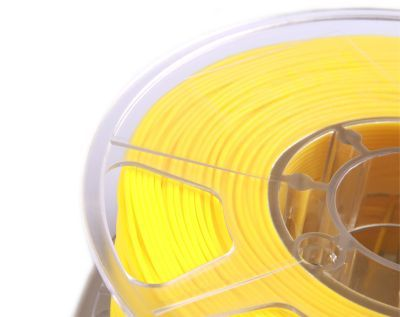 Esun 1.75 mm Yellow PETG Filament