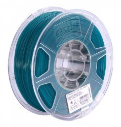 Esun - Esun 1.75 mm Yeşil PLA+ Plus Filament - Green