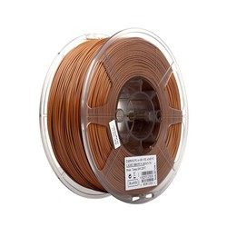 Esun - Esun 2.85 mm Açık Kahverengi PLA+ Filament - Light Browm